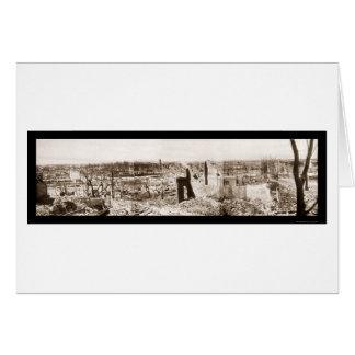 チェルシーの多くの写真1908年の台なし カード