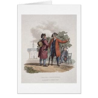 チェルシーの年金者、騎兵隊そして「Coからの歩兵、 カード