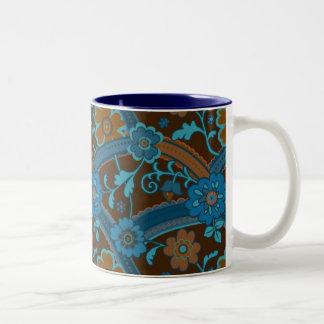 チェルシーの朝 ツートーンマグカップ