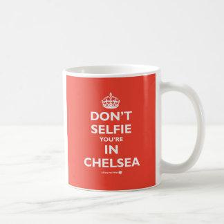 チェルシーのSelfieはあなたは コーヒーマグカップ