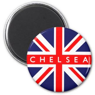 チェルシーイギリスの旗 マグネット
