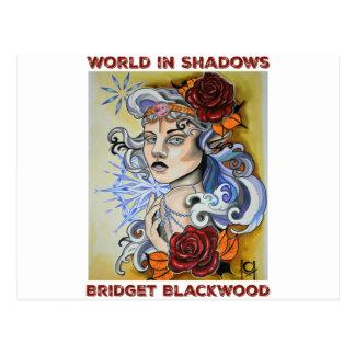 チェルシーHolloway著影のロゴの世界 ポストカード