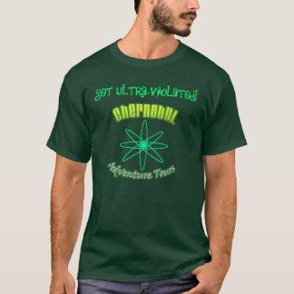 チェルノブイリの冒険旅行 Tシャツ