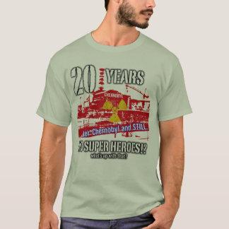 チェルノブイリ英雄無し Tシャツ