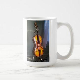 チェロのコーヒー・マグ コーヒーマグカップ