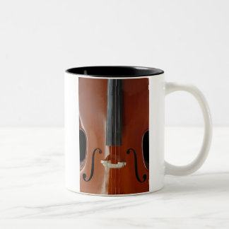 チェロのマグ ツートーンマグカップ