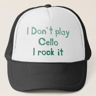チェロの石それ帽子 キャップ