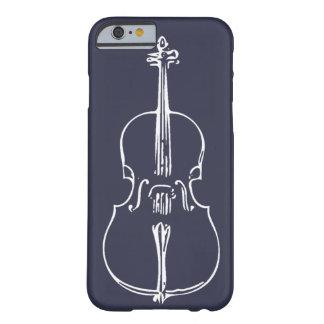 チェロのiPhone 6/6sの場合 Barely There iPhone 6 ケース