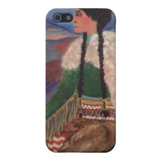 チェロキーインディアン iPhone 5 COVER