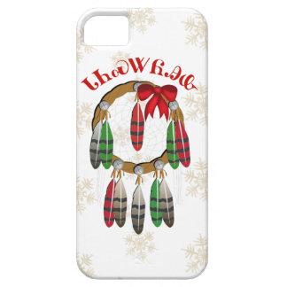 チェロキークリスマスの夢のキャッチャー iPhone SE/5/5s ケース