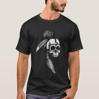 チェロキースカル Tシャツ