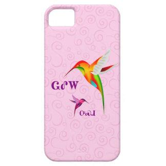 チェロキーハチドリ iPhone SE/5/5s ケース