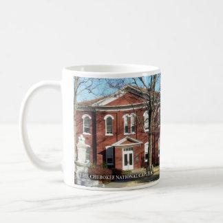 チェロキー国民国会議事堂の歴史的マグ コーヒーマグカップ