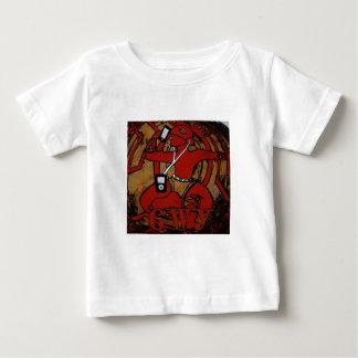 チェロキー技術のベビー ベビーTシャツ