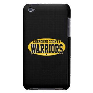 チェロキー郡; 戦士 Case-Mate iPod TOUCH ケース