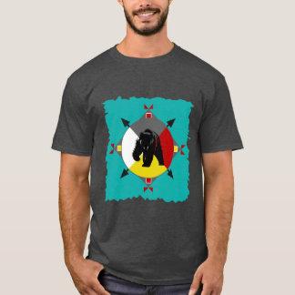 チェロキー4方向くまのTシャツ Tシャツ