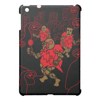 チェロキーboogerのダンス iPad mini カバー
