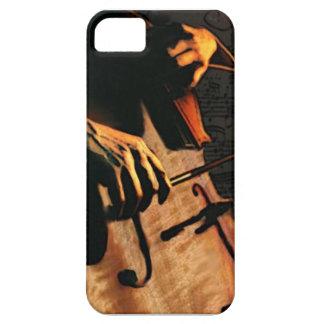 チェロプレーヤー iPhone SE/5/5s ケース