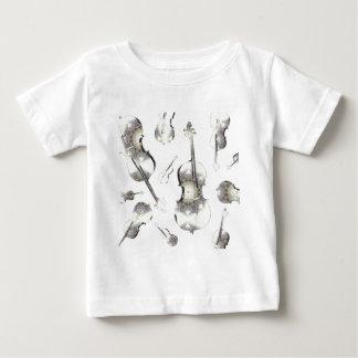 チェロ(16).jpg ベビーTシャツ