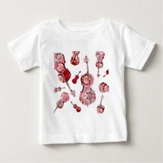 チェロ(5).jpg ベビーTシャツ