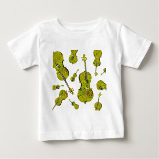 チェロ(7).jpg ベビーTシャツ