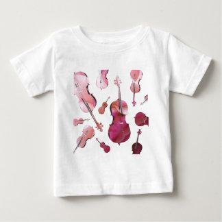 チェロ(8).jpg ベビーTシャツ