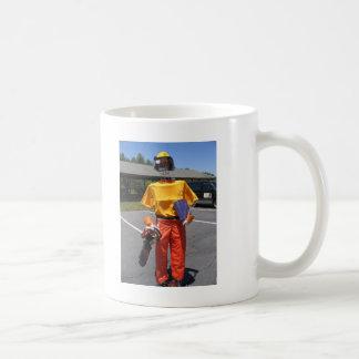 チェーンソーチャーリー コーヒーマグカップ