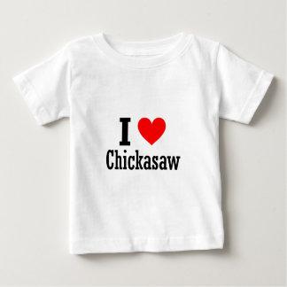 チカソー、アラバマ都市デザイン ベビーTシャツ