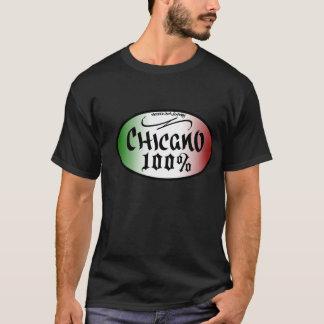 チカーノ100%年 Tシャツ