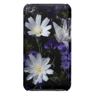 チコリーおよびPhaceliaの野生の花 Case-Mate iPod Touch ケース