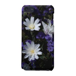 チコリーおよびPhaceliaの野生の花 iPod Touch 5G ケース