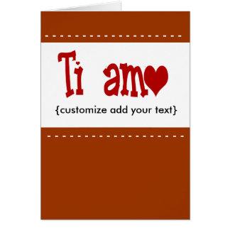 チタニウムAmoカード カード