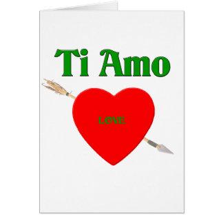 チタニウムAmo (I愛) カード