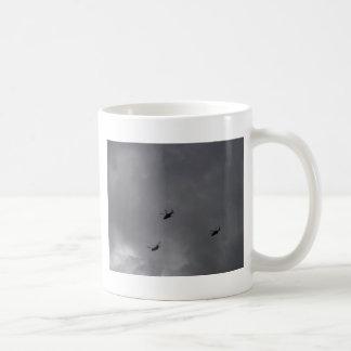 チヌックおよびマーリン コーヒーマグカップ