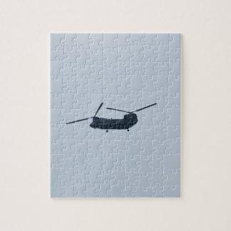チヌックのヘリコプター ジグソーパズル
