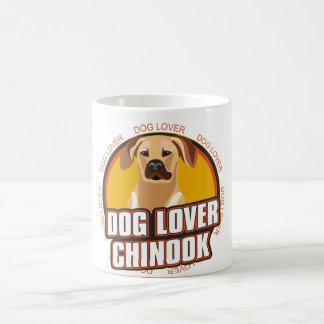 チヌック犬の恋人 コーヒーマグカップ