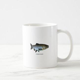 チヌック-王サケ コーヒーマグカップ