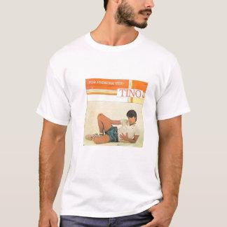チノ-おもしろいなアルバムカバー Tシャツ