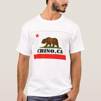 チノ、カリフォルニア -- Tシャツ