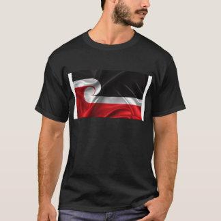 チノRangatiratangaの旗 Tシャツ