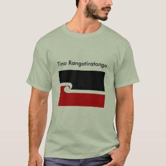 チノRangatiratanga Tシャツ