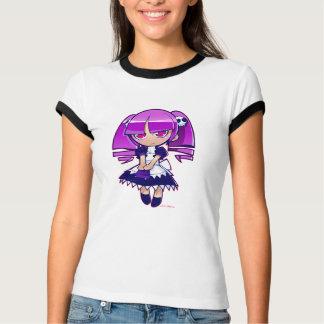 チビ(小さくかわいく書いた感じ)のゴシック Tシャツ