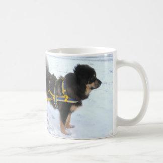 チベタン・マスティフのマグ コーヒーマグカップ