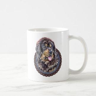 チベタン・マスティフ001 コーヒーマグカップ