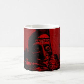 チベットのスカルのコップ コーヒーマグカップ