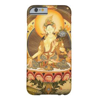 チベットの仏教の芸術のiPhone6ケース iPhone 6 ベアリーゼアケース
