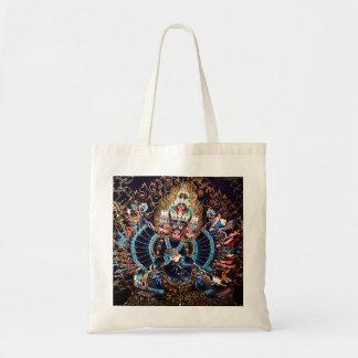 チベットの仏教の芸術(Chemckok Heruka) トートバッグ