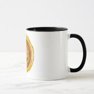 チベットの信念の陰陽 マグカップ