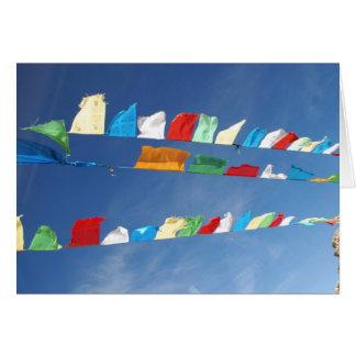 チベットの印象 カード
