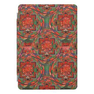 チベットの曼荼羅のiPadカバー iPad Proカバー
